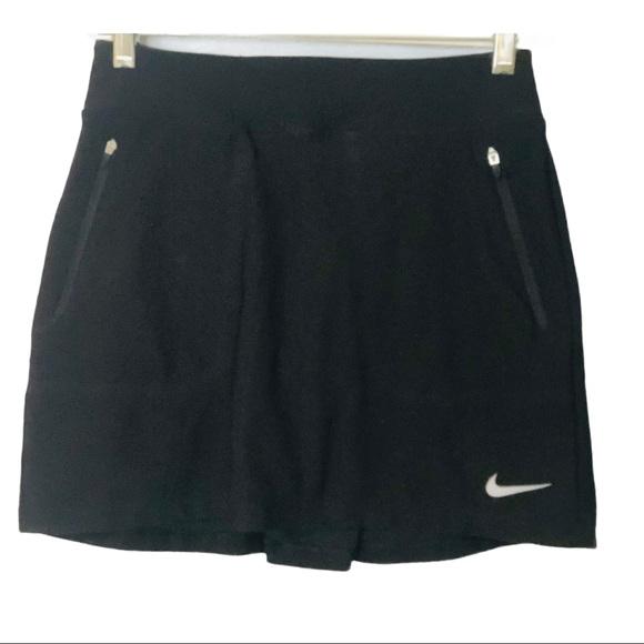 Nike Women's Tennis Skirt / Golf Skirt Black XS